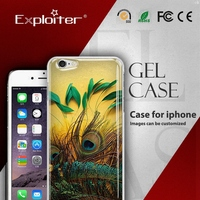 Exploiter custom cellphone cover for silicon cell phone accessories