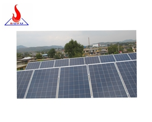 Best design on grid 10kw solar power system plant for solar home system