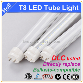 1200mm T8 Led Tube Pc T8 18w Project Replace Tube