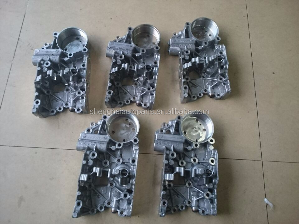 Dsg 7 Speed 0am Automatic Transmission Valve Plate For