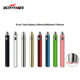 OCITYTIMES 3.2V-4.8V Bottom voltage adjust ego evod twist variable battery