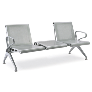 Hospital Waiting Chair Stainless Steel Airport Link Chairs Public Beam Seating