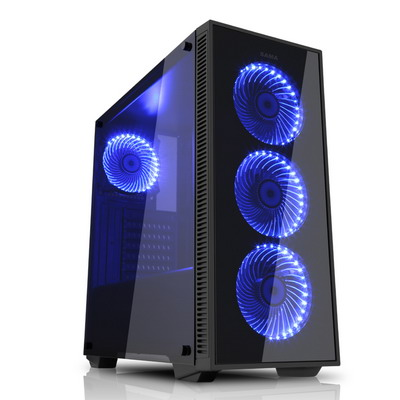 glass pc case