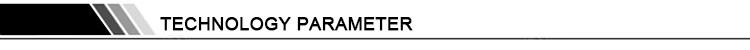 6 Technology Parameter