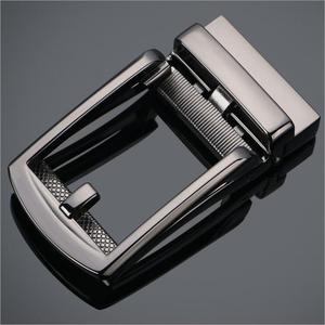 Leather Belt Bulk Release Adjustable Strap Buckle