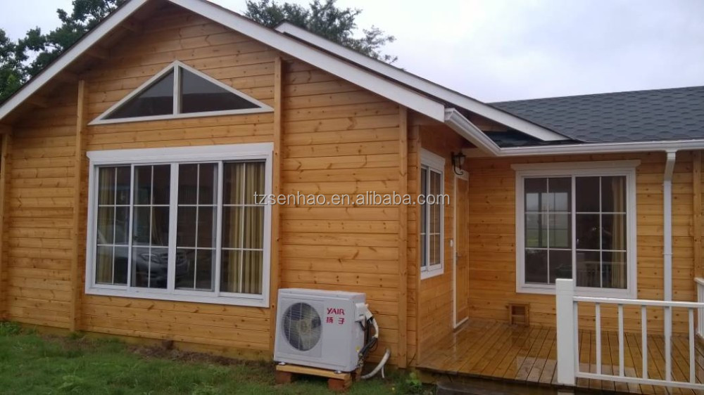Sale Prefabricated Wooden House /Log Cabin/Villa manufacture