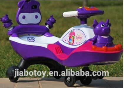 Baby Swing Car Twist Car for Children Ride on baby kids twist car