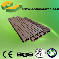 Hot sale outdoor hollow wpc decking