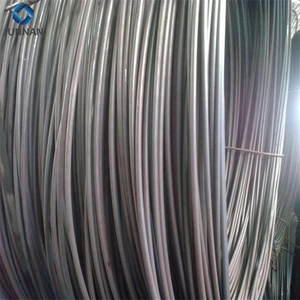 Professional supplier SAE1008 Nail Material Hot Rolled Steel Wire Rod for Screw