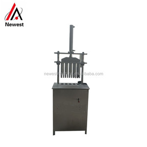 Low price beef head cutting machine/pork ribs cutting machine/pig head halve cutting split machine