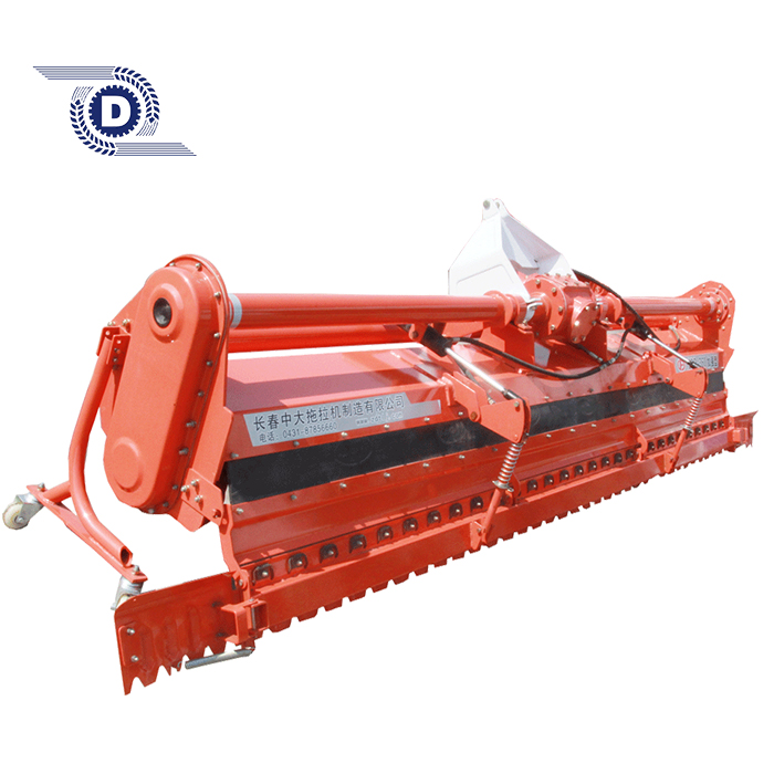 Power tractor rotavator rotary tiller manufacturers price in India