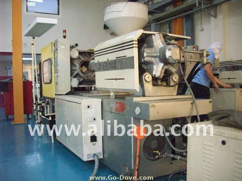 Used 128 Ton Chen Hsong Injection Molding Machine For Sale