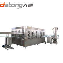 Good price of Automatic Fruit Juice Glass Bottle Filling Machine With Good Quality