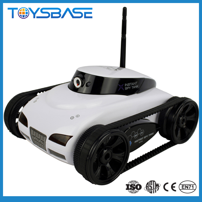 HappyCow 777-287 i-SPY Tank wifi 4-CH gesteuert durch iPhone/iPad/iPod rc auto mit video kamera