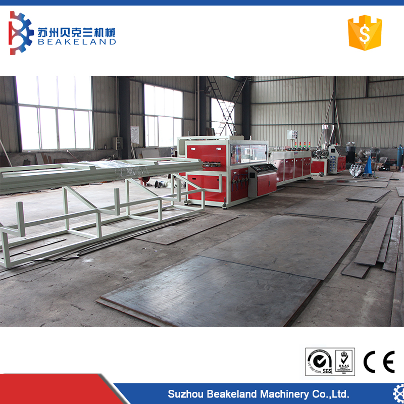 High standard in quality Pvc Cpvc Upvc Plastic Pipe Plastic Machine Pipe Production Line