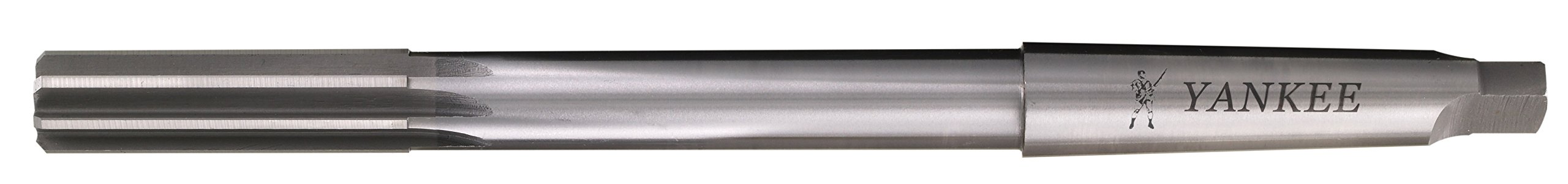 Yankee Corporation #7 Left Hand Spiral Taper Pin Reamer