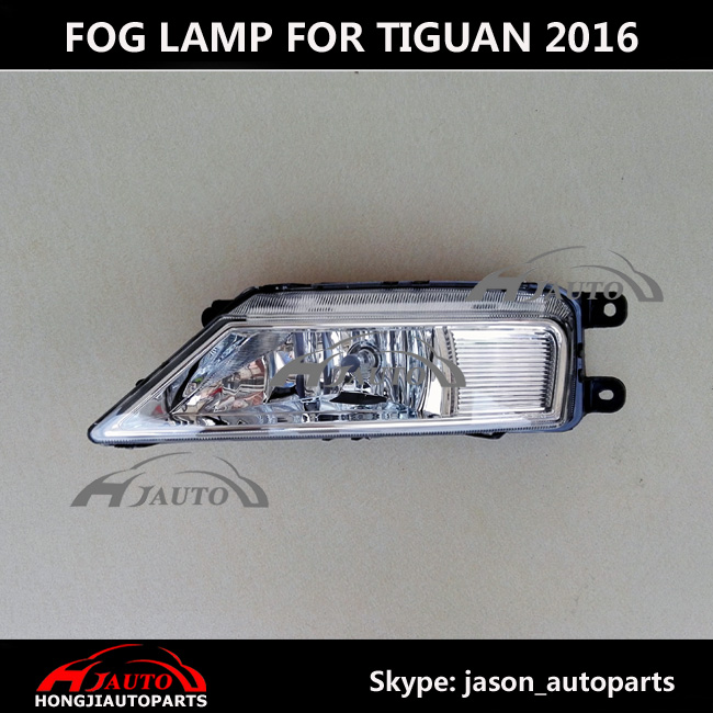 VW Tiguan L 2016 Fog Light, Fog Lamps For Volkswagen Tiguan L 2016 2017 2018