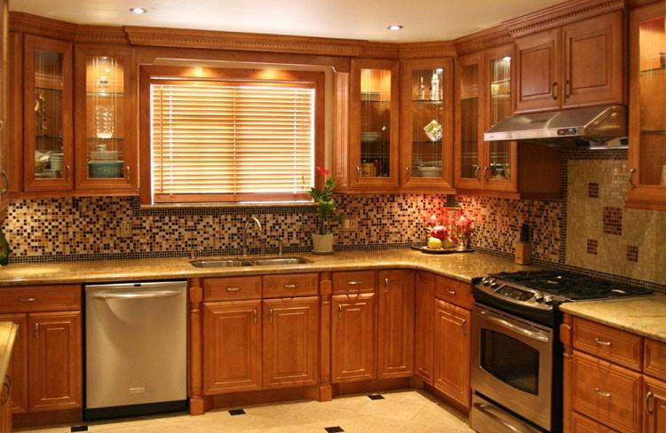 Modern Kitchen Designs Small Kitchens,Wooden Kitchen Cabinet Solid ...