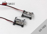 Goteck 1.5g Super Micro Analog dc Servo motor GS-1502 for Mini Aircraft or In-door Planes