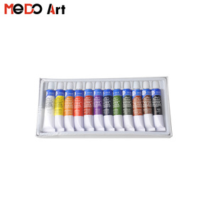 Professional Watercolor Artists Washable Tube Water Color Paint Set for Kids