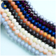 Bead Manufacturer 8mm Coated Color Crystal Bead Landing Wholesale