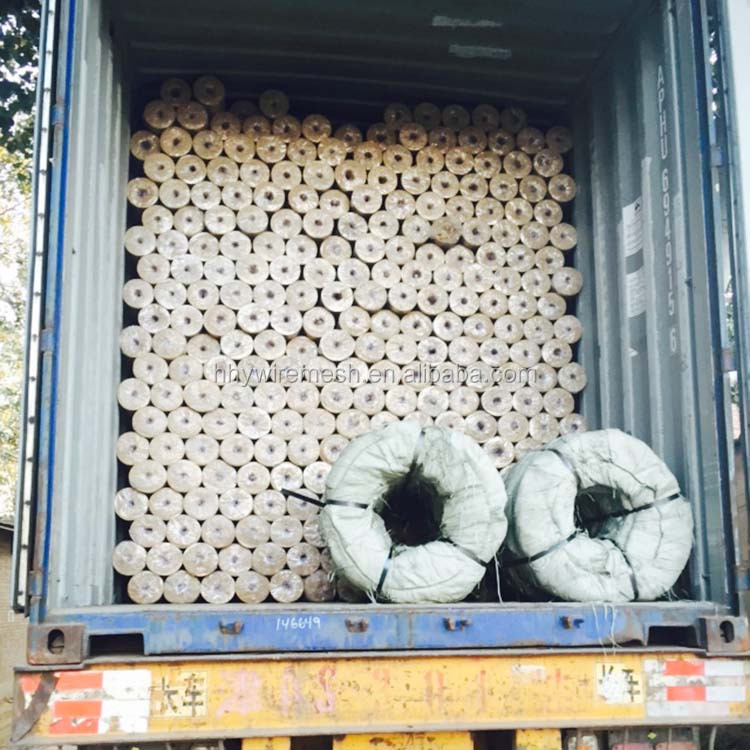 Various Sizes of Galvanized Welding Wire Mesh/Iron Wire Welding Mesh