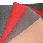 Genuine pvc synthetic artificial faux leather material fabric for shoes making