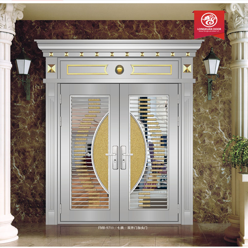 Interesting Front Door Steel Gate Images Exterior Ideas 3D Gaml