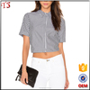 Buy direct from China wholesale clothing ladies model tops latest design
