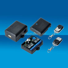 wireless Small transmitter 4 ch RC Receiver with EV1527 HCS301 gate opener