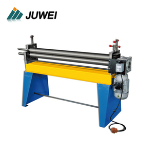 Manual Sheet Metal Hand Roller,Small plate rolling machine