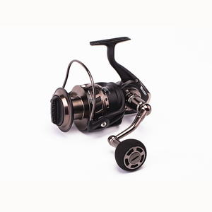 High Drag Power INFINITE 7000 30KG Custom Long Cast Spinning Fishing Reel