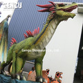 Theme Park Decoration High Simulation Large Dragon Model