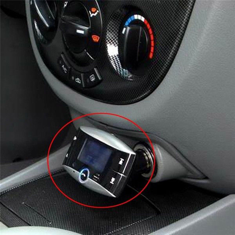 1 5 lcd car kit bluetooth mp3 player sd mmc usb remote. Black Bedroom Furniture Sets. Home Design Ideas