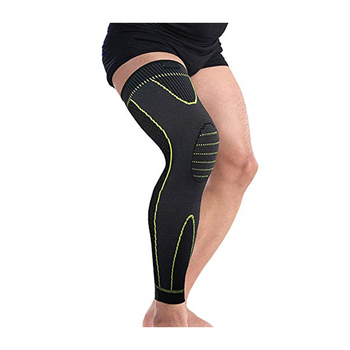 Men and Women Leg Knee Support Long Compression Sleeve for Sports