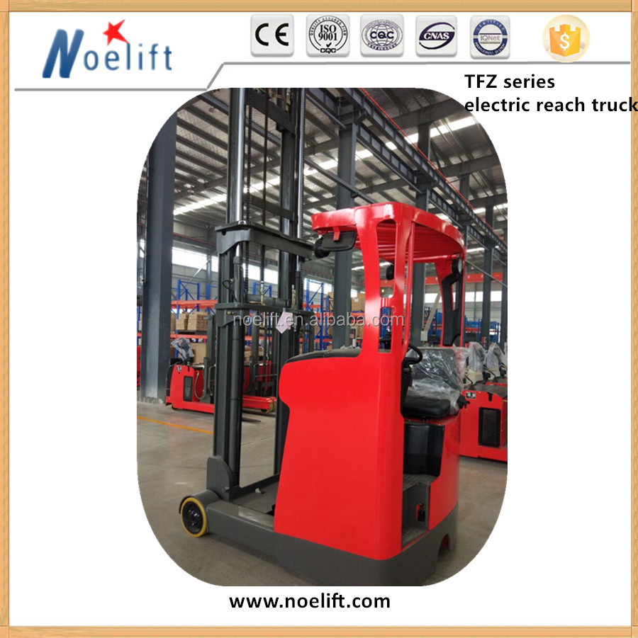 Electric Reach Truck Batteries With Ce 2ton,, reach truck 2 tons