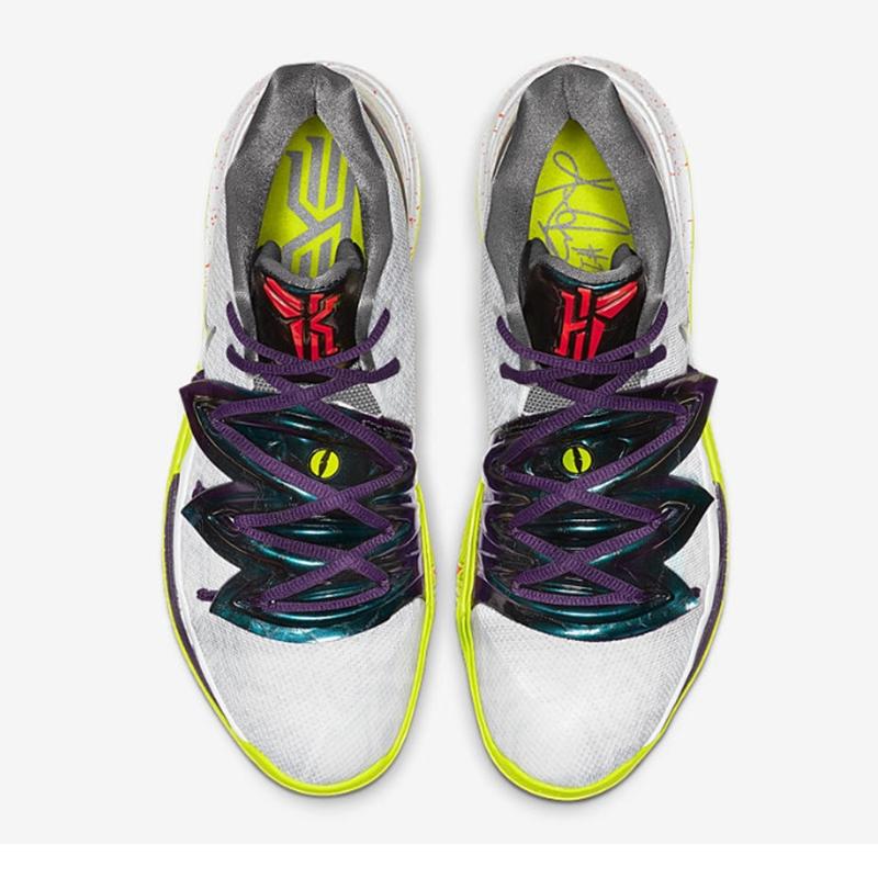 Kyrie 5 Mamba Mentality Men Basketball Shoes Men Kyrie5 Zoomtubro Boy Kicks tenis Sport Basket Sneakers free shipping