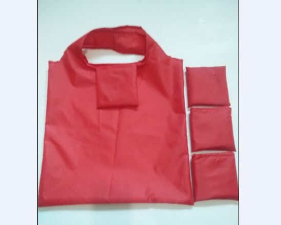 Fancy Cheap Promotional Nylon Polyester Drawstring Packing Bag