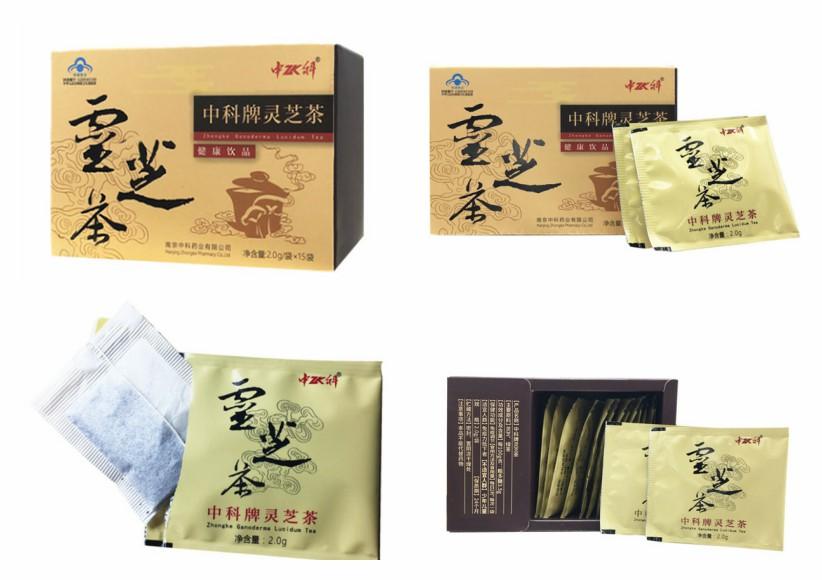Zhongke new arrival product ganoderma lucidum tea reishi mushroom extract ganoderma health benefits for anti-fatigue hot seller