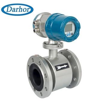 High Pressure Water Pulse Electromagnetic Flow Meter For
