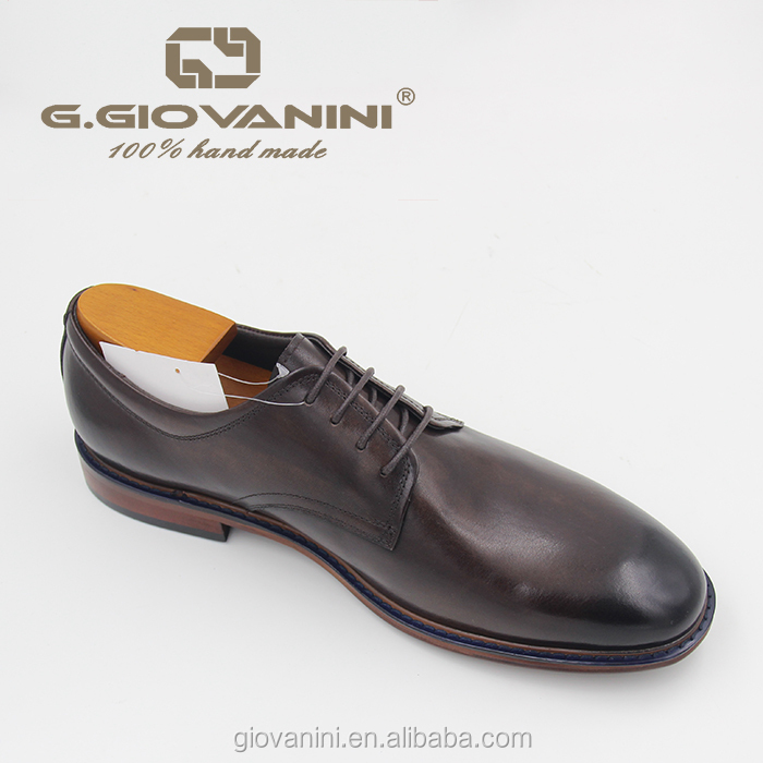 style china shoes in classical up made leather Italian genuine dress men's style 2018 lace Oq5v5