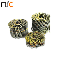 Hot Selling Tiger Exporting Standard Roofing Coil Wire Nails