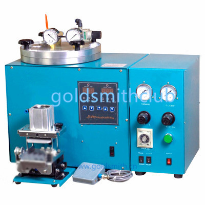 3kg Jewelry wax injector Vacuum wax injection machine Jewelry Tool Jewellery Making Supplies