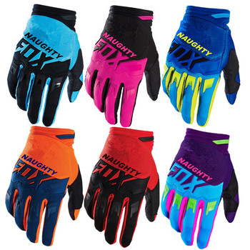 Dirtpaw Motocross Guanti Da Corsa Mens Off-road MX MTB DH Mountain Bike Downhill Ciclismo Bicicletta Guanti Enduro Trail Guanto