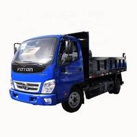 Foton Aumark 4 tons 5 tons dump truck for sale
