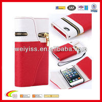 Travel pouch case cover for iphone with Screen Protector , pouch case for iphone manufacturers & wholesales