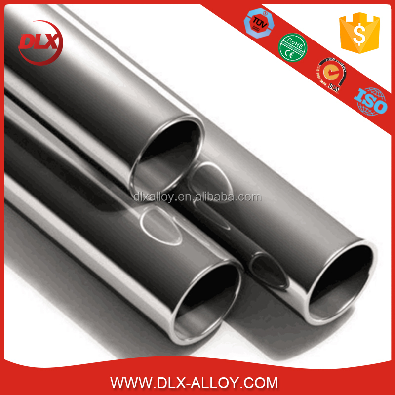China Manufacturer Nickel And Nickel Alloy Tube