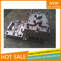 precision moulding machine producing electro plastic products and PCBA