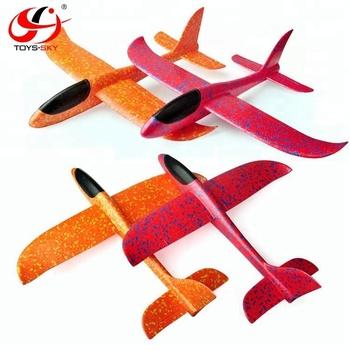 Wholesale Price Hand Throw Airplane 3d Model Plane Kids Diy Foam Gliders  For Sale - Buy Airplane,Hand Throw Airplane,Foam Gliders Product on