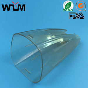 Hybrid PC PP PS plastic material molded, cheap plastic mold making for injection moulding parts